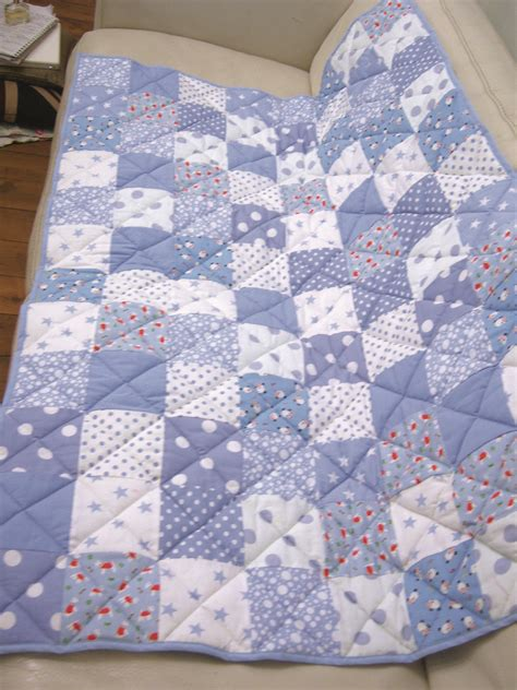 Quilting Patchwork - make a patchwork quilt the easy way turquoise textiles