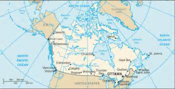 canada map with bodies of water справка страна канада canada