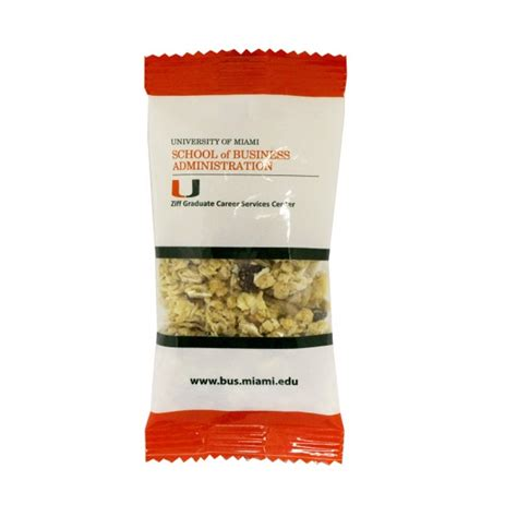 Granola Original Tajba Pouch Medium The Healthy Snack snack pack with nuts butter popcorn granola bars goimprints