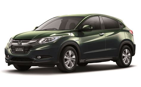 suv honda 2014 2014 honda vezel the small suv details machinespider com