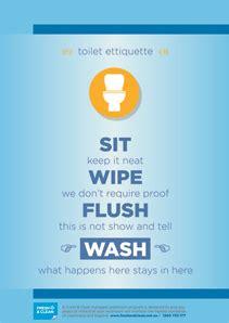 workplace bathroom etiquette healthy safe alscocomau