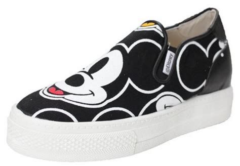 Disney Mickey Shoes 5 disney discovery mickey mouse slip on shoes