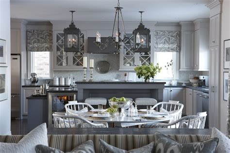 Sarah Richardson Kitchen Designs by Gray Kitchen Transitional Kitchen Para Paints