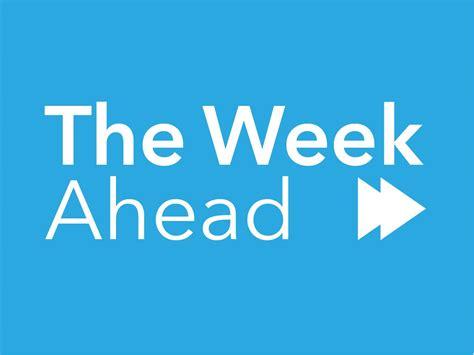 the week the week ahead unf spinnaker