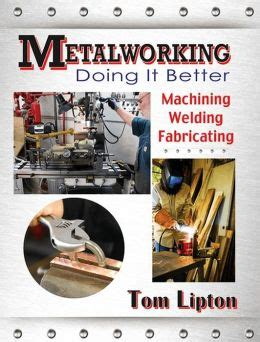 Metalworking Doing It Better Machining Welding