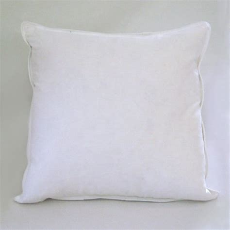 24 X 24 Pillow Inserts by 24 X 24 High Quality Feather Pillow Inserts