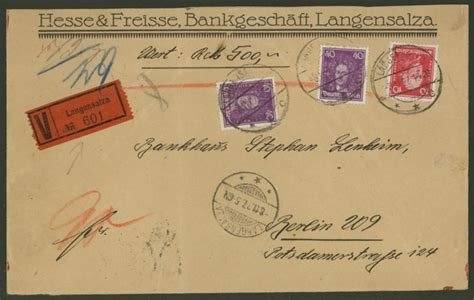 liste deutscher banken philaseiten de briefe deutscher banken