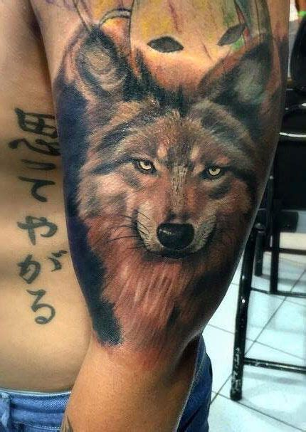imagenes de tatuajes de lobos 41 best mejores tatuajes de lobos images on pinterest