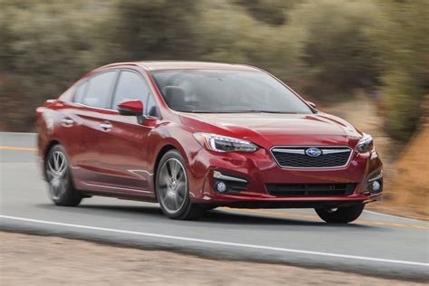 subaru sedan 2018 2018 subaru impreza 2018 cars models