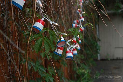 patriotic string lights patriotic lights white and blue hop