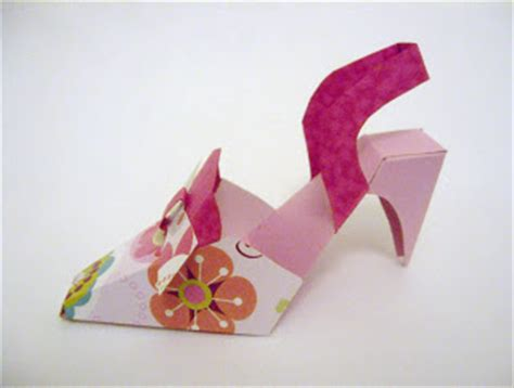 Paper Shoe Craft - katy s crafts paper shoes