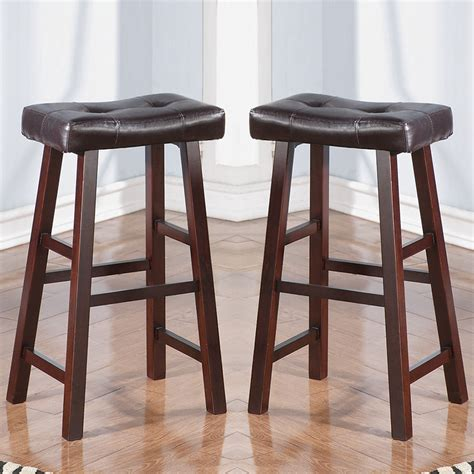 Saddle Bar Stools by Saddle Counter Stools Bar Home Ideas Collection