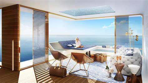 Living Room Nightclub Dubai Dubai S Floating Underwater Apartments Mr Goodlife