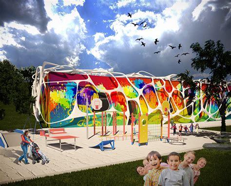 concept design kindergarten kindergarten concept on behance