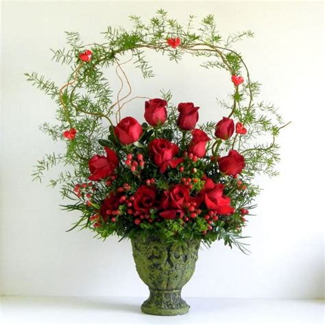 valentines flowers 24 beautiful flowers arrangements ideas for day