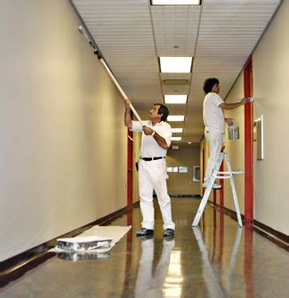 painting contractor commercial painting
