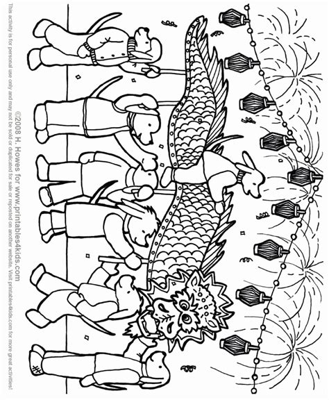 coloring page for year of the new year coloring page many interesting