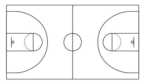 basketball court design template basketball plays diagrams basketball solution