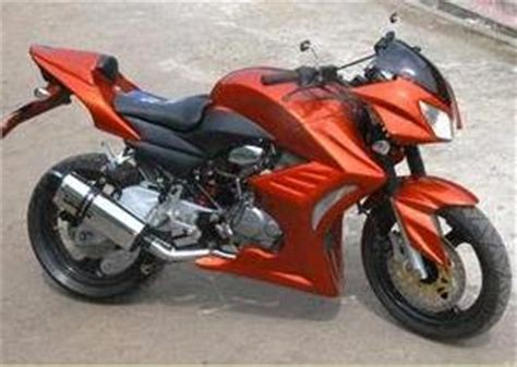 Honda Karisma Th 2003 info harga motor jakarta bodi honda tiger
