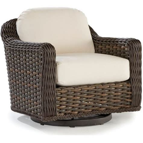 Outdoor Wicker Swivel Chair by Patio Furniture Glider Chairs Roselawnlutheran