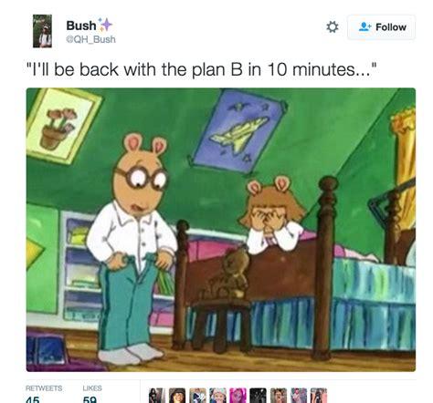 Arthur Memes - arthur plan b arthur know your meme