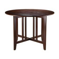Wood Drop Leaf Table Winsome Wood 94142 Alamo Drop Leaf Table Atg Stores