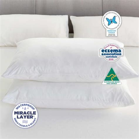 Tencel Pillow Protector by Elite Tencel Pillow Protector Cover Protect