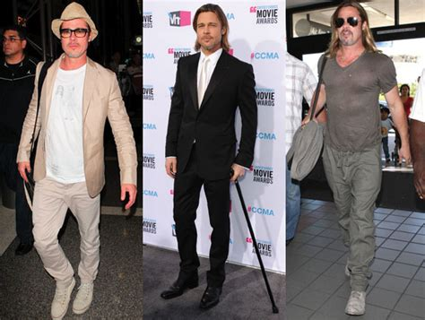 Brad Pitt Wardrobe by How To Get Brad Pitt Style