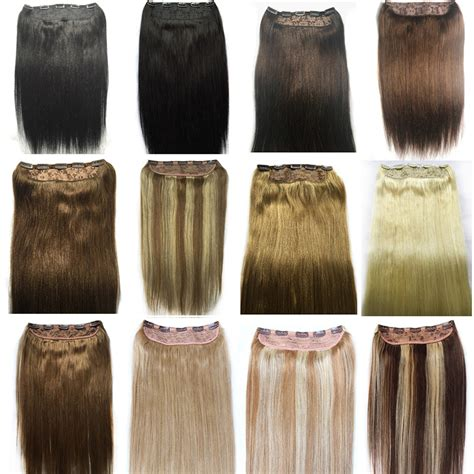 150g hair extensions 150g 1pcs set one clip in 100 remy indian