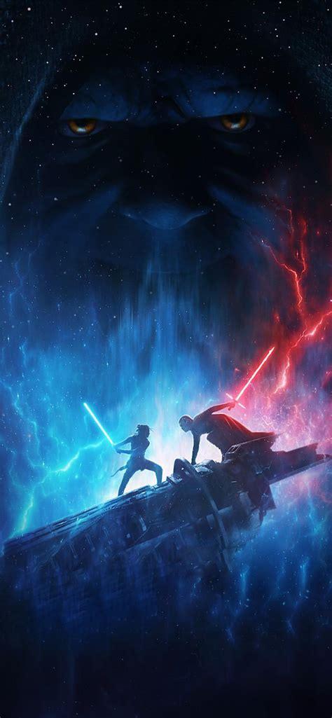 star wars  rise  skywalker iphone wallpaper