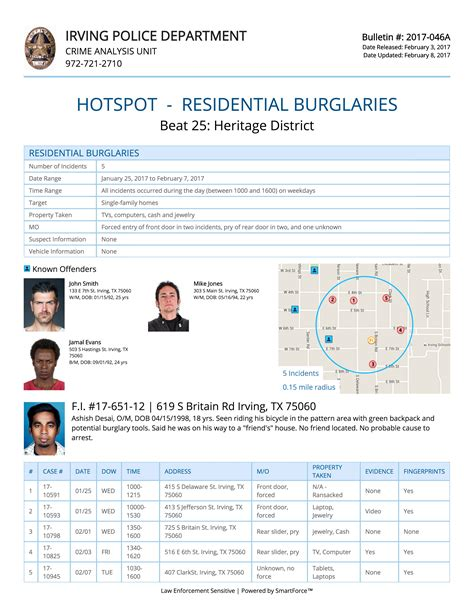 crime bulletin template adventos adventos