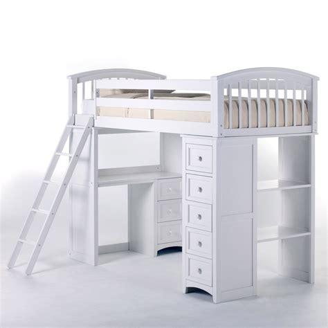 white loft schoolhouse student loft bed white loft beds at simply
