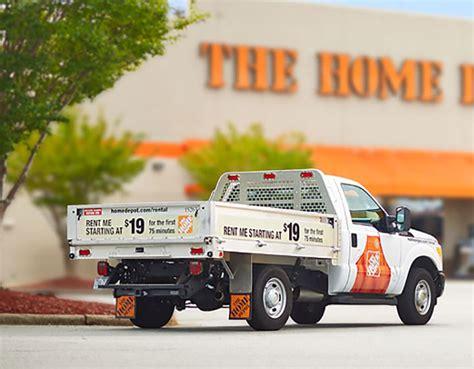 truck rentals tool rental  home depot