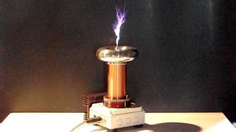 Tesla Coil Mini Mini Audio Modulated Tesla Coil V2 0