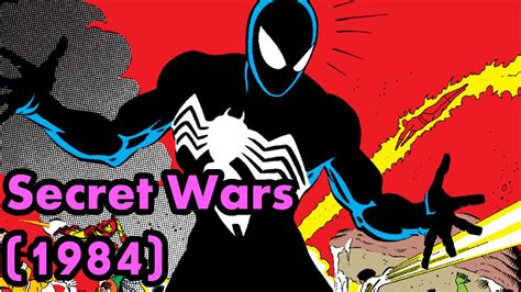 libro secret wars secret wars secret wars 1984 the complete story youtube