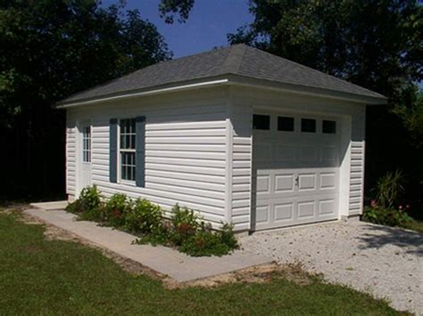 Single Detached Garage by Minnesota Garage Building Attached And Detached Garages