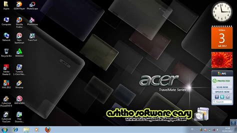 themes for windows 7 acer download theme acer aspire untuk windows 7 info software