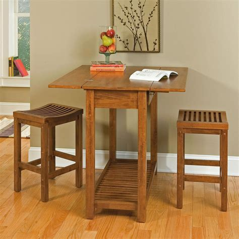 Expandable Dining Table For Small Spaces by Home Styles Parker Expandable Console Dining Table With 2