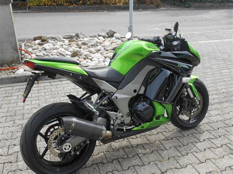Navi Halterung Motorrad Kawasaki Z1000sx by Motorrad Occasion Kaufen Kawasaki Z 1000 Sx Abs Moto