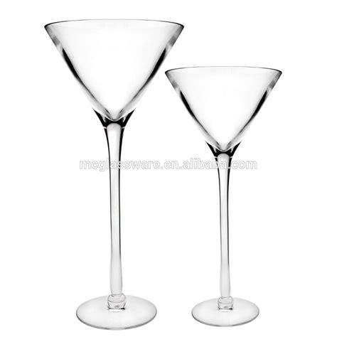 Cheap Glass Vases For Wedding Centerpieces Gros Pas Cher D 233 Coration De Mariage Haut De Fleurs Martini