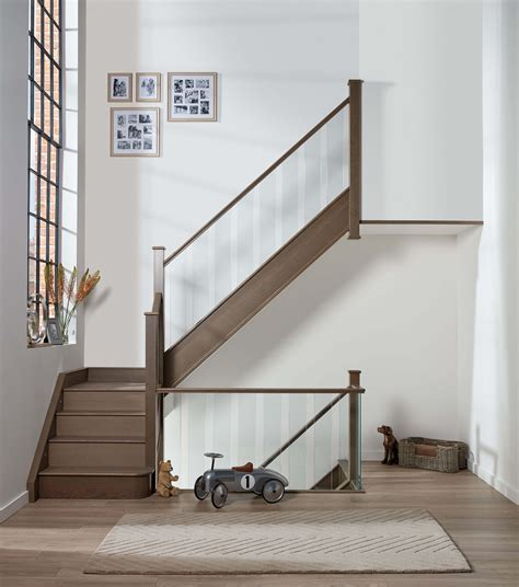 banister glass ideas of stair staircase mercial non slip treads for your