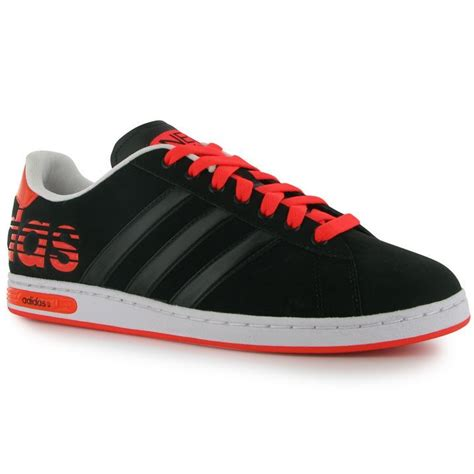 adidas mens derby ii logo trainers lace  casual sports