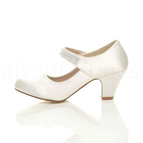 Wedding Shoes Janes by Childrens Low Heel Wedding