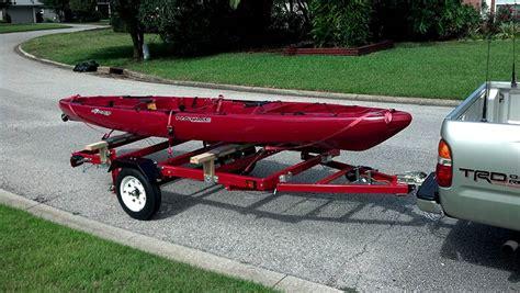 harbor freight boat trailer coupon new trailer kayak rigging
