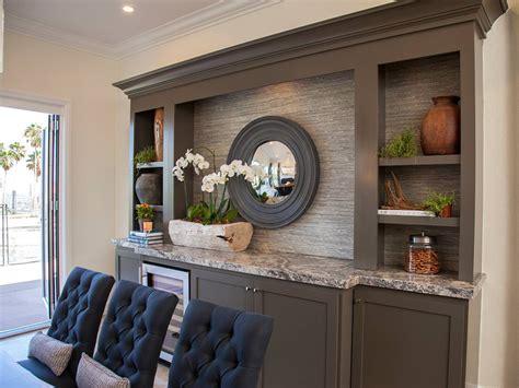 inspiring design ideas  dining room built ins