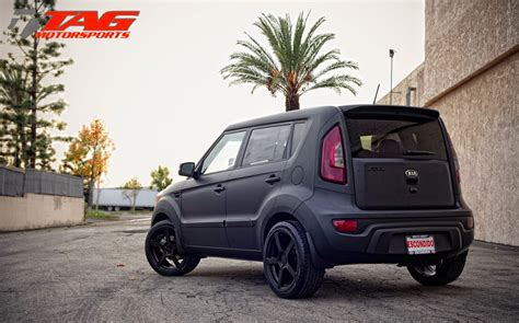 Kia Soul Paint Tha Kia Soul Throwback Thursday 2013 Kia Soul All Black