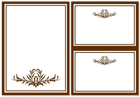 card template free card template blank invitation templates free for word