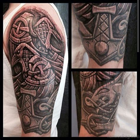 nordic cross tattoo designs images