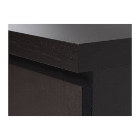 malm desk black brown 140x65 cm ikea malm desk black brown 140x65 cm ikea