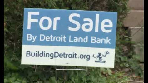 land bank detroit land bank house auction website crashes